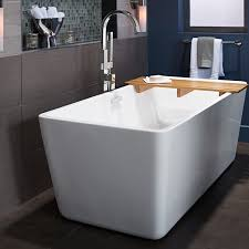 Bathtubs - Sedona - Loft Freestanding Tub - White