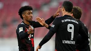 Бавария / fc bayern münchen. 7 Zahlen Fakten Zu Fc Bayern Vfb Stuttgart