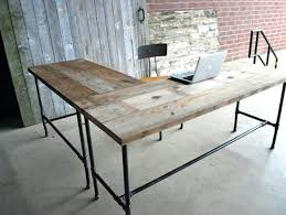 steel pipe furniture. Plumbing Pipe Desk Metal Furniture Black Building With The Pros And Cons Steel