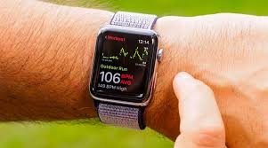 apple watch all of the health and
