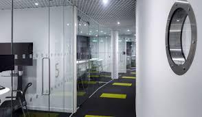 internal office pods. Image Of Thames Water HQ Frameless Glazing Internal Office Pods