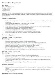 Resume Template Without Objective Fresher Sample Career