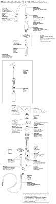 Delta Kitchen Faucet Models Plumbingwarehousecom Delta Kitchen Faucet Parts For Models 978