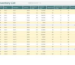 Excel Equipment Inventory List Template Equipment Inventory List Excel Spreadsheet Templates Pywrapper