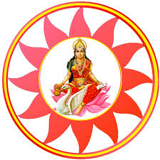 Image result for images of gayatri mata