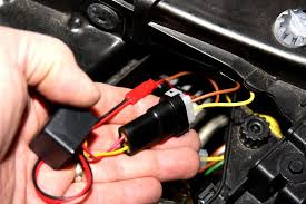 bmw diy angel eye led bulb upgrade install how to e e 9 place the wiring
