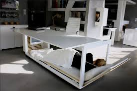 The Only Desk You Need is the One Thats Also a Secret Nap Pod Maxim