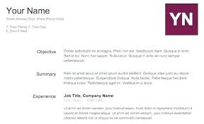 Resume Templates For Google Docs Stunning google docs cover letter resume templates google docs docs cover