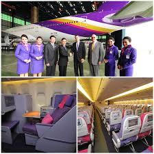 Boeing 777 300er Seating Chart Thai Airways Thai Receives Delivery Of New Boeing 777 300er Thai
