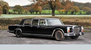 Mystery Mercedes 600 six-door Landaulet heads to auction | Autoweek