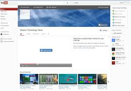How To Switch To Youtubes New Channel Design Right Now