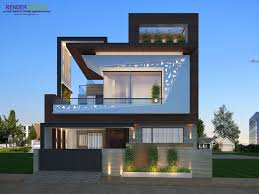 Elevation Design Photos Residential Houses Modern Exterior House Front Design House Exterior House