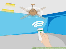 image titled add a remote control to your ceiling fan step 10