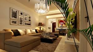 Small Narrow Living Room Design