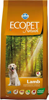 <b>Сухой корм</b> для собак <b>Farmina Ecopet</b> Natural Lamb Medium 12 кг ...