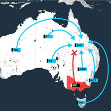 The only people from nsw able to fly into wa. Queensland Braces For Southern Stampede As Borders Reopen To Interstate Travellers Abc News