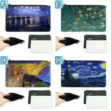 vincent van gogh starry night leather