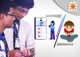 disadvanes of cell phones for students