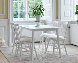 white dining room table. White Wooden Table And Chairs. Dining Sets Room