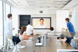 office meeting pictures. Office Meeting Pictures. Business People Teleconferencing In Pictures
