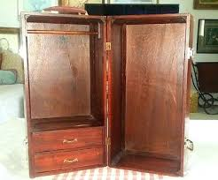 armoires american girl doll armoire wooden doll wardrobe girl wooden storage trunk carry case doll