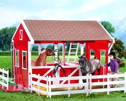 breyer horse barn tour 2018 horses classics size spring creek stable