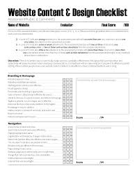 Downloads For Teachers Checklists And Peer Reviews The Visual