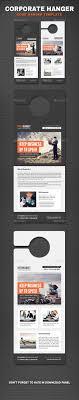 152 best Door Hanger Templates images on Pinterest