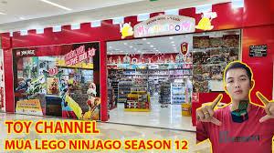 ĐẾN CỬA HÀNG ĐỒ CHƠI MYKINGDOM MUA LEGO NINJAGO SEASON 12