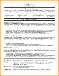 Hr Resume Templates Free Hr Resume Format Human Resources Executive Templates Myenvoc 61