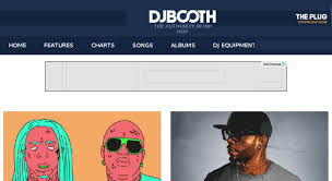 Dj Booth Charts Access Refinedhype Com Djbooth The Authority In Hip Hop