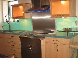 Glass Backsplash In Kitchen Simple Kitchen Glass Backsplash Home Interior Design Simple Cool