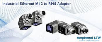 industrial ethernet m 12 to rj45 adaptor industrial amphenol industrial ethernet m 12 to rj45 adaptor