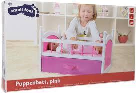 Lettino per bambole i giocattoli dallo specialista in germania