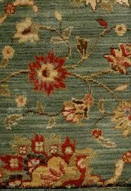 ... CRDPRE-Blue-Oriental-Pattern-Wool-Carpet.jpg ...