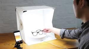 Foldable Light Box Diy Portable Foldable Studio Light Box