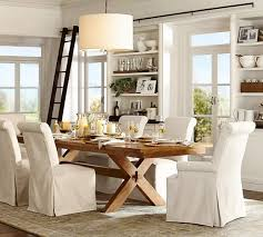 linen drum pendant pottery barn rh potterybarn com dining room cage chandelier drum shade chandeliers for