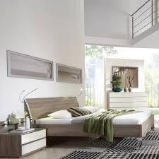 Wiemann Loft Schlafzimer Set 4 Teilig In Trüffeleiche Nachbildung