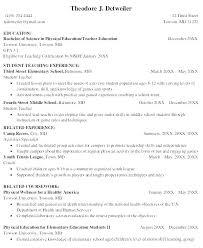 Teacher Resume Objective Inspiration 10020 Teacher Resume Objective Teacher Job Resume Objective Physical