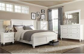 Bedroom Solid Cherry Bedroom Set White Wood Bed Set White Bedroom ...