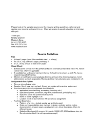 How To Update Resume How To Update A Resume Examples Examples of Resumes 1
