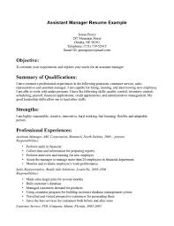 Resume Objective For Retail Sample Resume With Professional Title