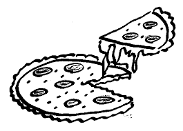 Pie Clipart Black And White Free Download Best Pie Clipart Black