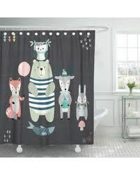 KSADK <b>Nordic</b> with Animals <b>in Scandinavian</b> Style <b>Funny Cute</b> Bear ...
