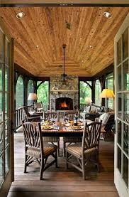 lake cabin furniture. Lake House Furniture Sylvan Cozy With A Fabulous Screened Porch Lakes And Sun Room Home Ideas . Small Cabin