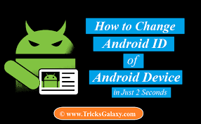 Id Android Apk Change Changer In Seconds 2 Just App Device awwUqAd1