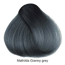 Hermans Amazing Haircolor Mathilda Granny Grey Semi Permanente Haarver