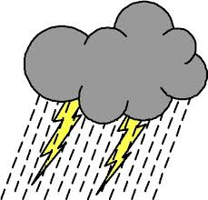 Image result for free clipart Severe Thunderstorms