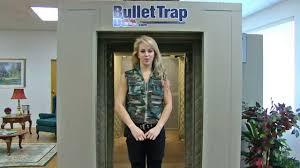 bullet trap usa sound abatement room personal indoor range