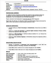Front End Developer Resume Amazing 522 Front End Developer Resume 24 Techtrontechnologies